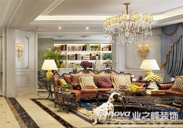 鲁商蓝岸国际 200 简欧风格