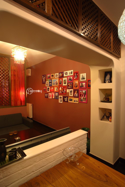简约 混搭 白领 收纳 旧房改造 80后 小资 玄关图片来自厅宇设计在30平的东南亚演绎—厅宇设计出品的分享
