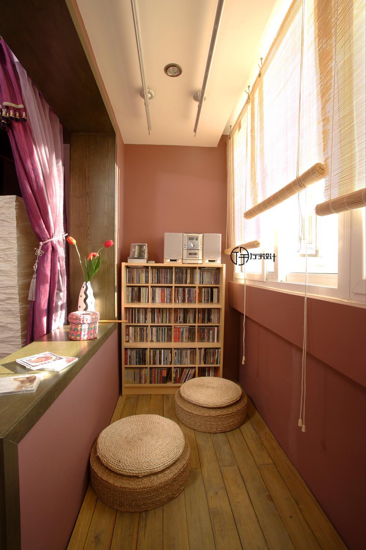 简约 混搭 白领 收纳 旧房改造 80后 小资 阳台图片来自厅宇设计在30平的东南亚演绎—厅宇设计出品的分享