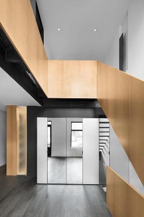 简约 欧式 田园 二居 三居 旧房改造 80后 楼梯图片来自成都上舍居装饰在偌大的家 就需要一个女主的分享