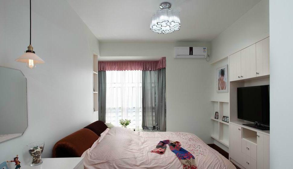 简约 三居 卧室图片来自乐粉_20181215104815614在默认专辑的分享