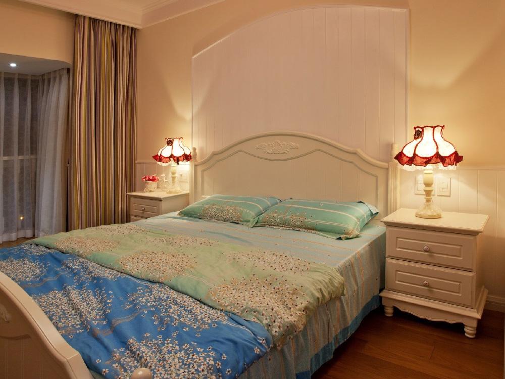 地中海 二居 卧室图片来自tjsczs88在温馨雅致地中海的分享