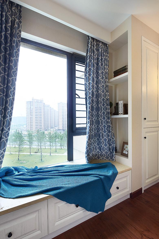 卧室图片来自家装大管家在安静悠闲 126平简美休闲风3居室的分享