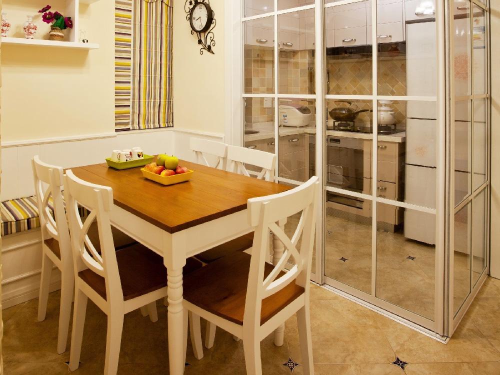 地中海 二居 餐厅图片来自tjsczs88在温馨雅致地中海的分享