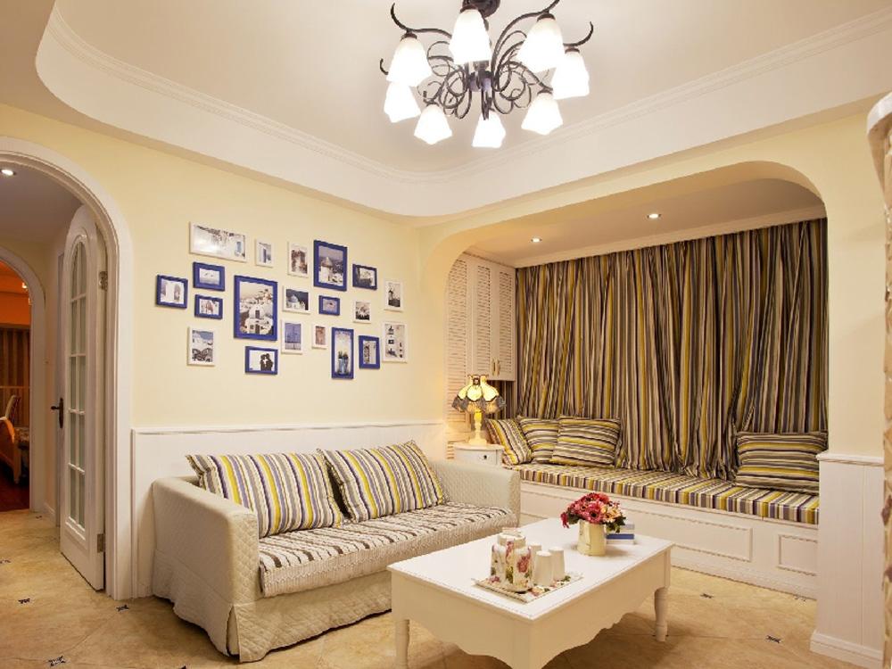 地中海 二居 客厅图片来自tjsczs88在温馨雅致地中海的分享