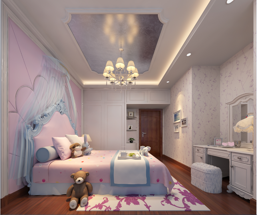 别墅 三居 卧室图片来自tjsczs88在中式奢华表现的分享