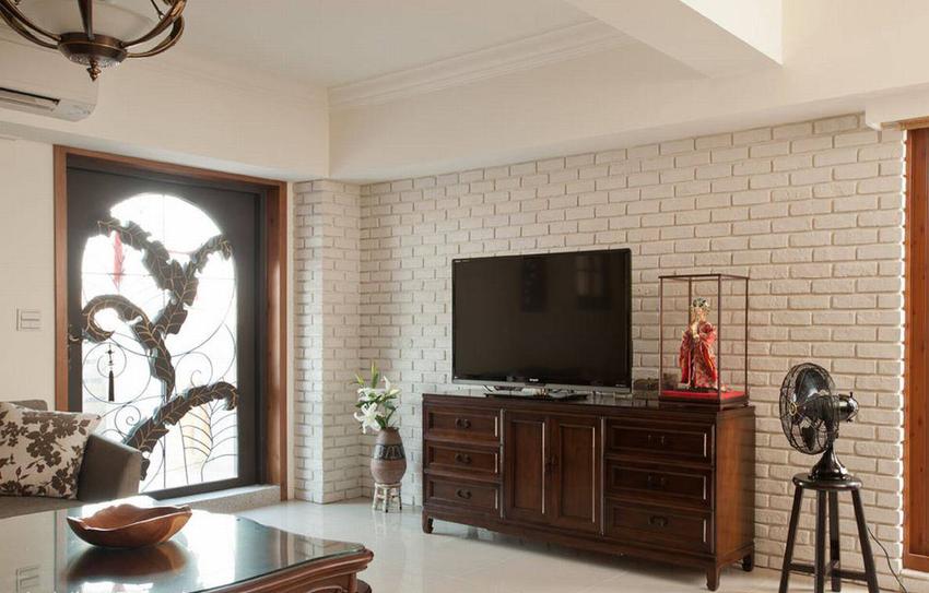 客厅图片来自武汉苹果装饰在苹果装饰 国创光谷上城的分享