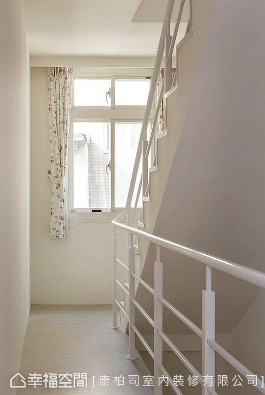 一居 乡村 收纳 田园 楼梯图片来自幸福空间在美感机能兼具 微甜不腻乡村居的分享