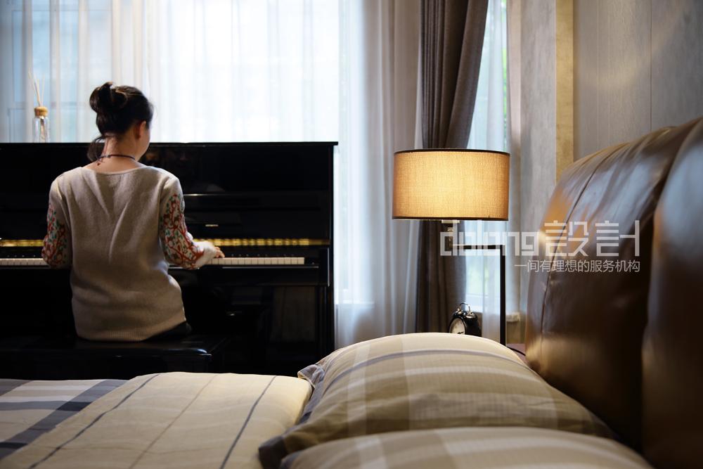 简约 卧室图片来自DoLong董龙设计在自在之橙的分享