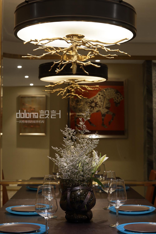 简约 餐厅图片来自DoLong董龙设计在自在之橙的分享