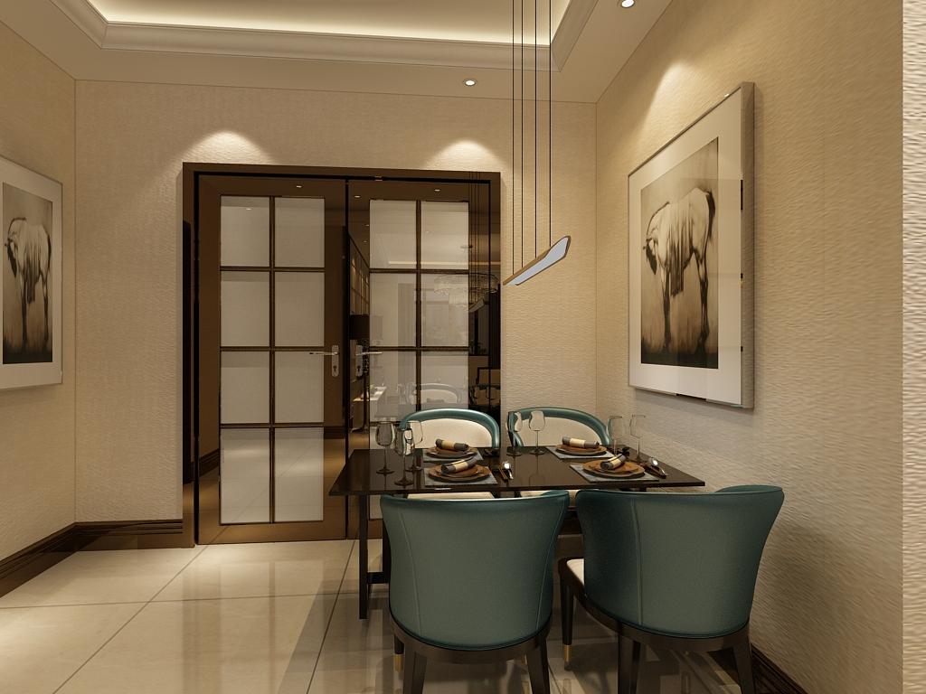 二居 白领 收纳 旧房改造 80后 餐厅图片来自石家庄阳光力天装饰在保利花园-98㎡-现代的分享