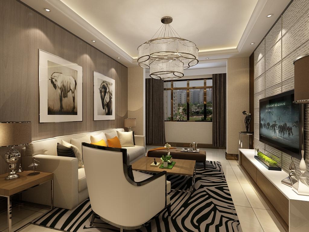 二居 白领 收纳 旧房改造 80后 客厅图片来自石家庄阳光力天装饰在保利花园-98㎡-现代的分享