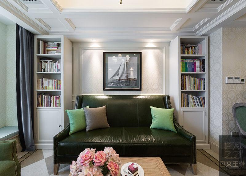 混搭 二居 小资 客厅 卧室图片来自白文玉景在爱丽丝之境的分享