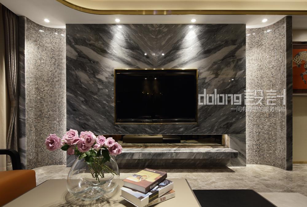 简约 客厅图片来自DoLong董龙设计在自在之橙的分享
