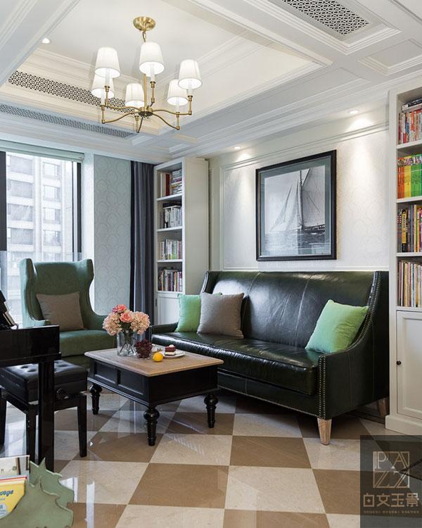 混搭 二居 小资 客厅 卧室 餐厅图片来自白文玉景在爱丽丝之境的分享