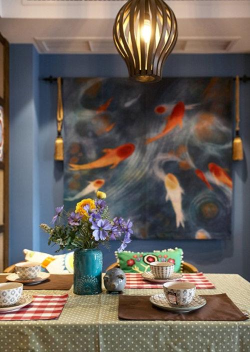餐厅图片来自武汉苹果装饰在苹果装饰 葛洲坝城市花园的分享
