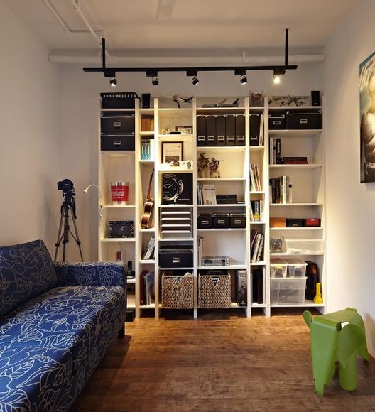 书房图片来自武汉苹果装饰在苹果装饰 中民仁寿里案例的分享