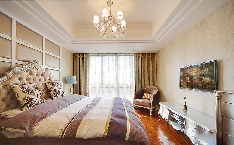 卧室图片来自武汉苹果装饰在苹果装饰-葛洲坝城市花园的分享