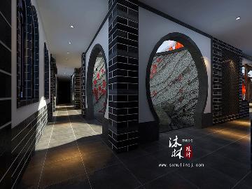 山西阳曲县会所设计