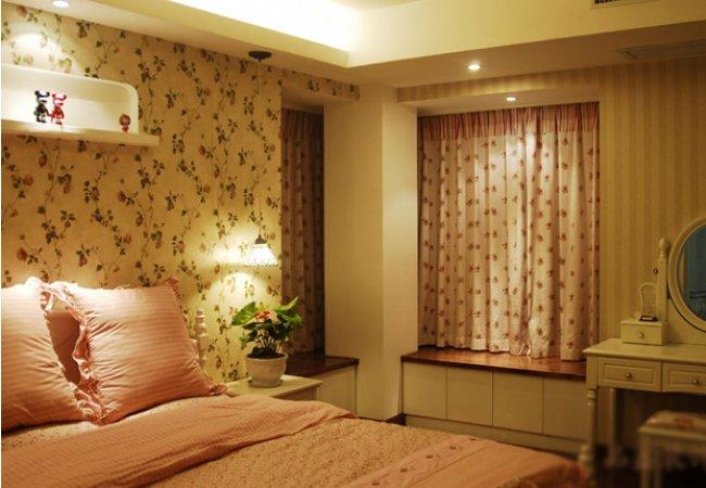 卧室图片来自武汉苹果装饰在苹果装饰 天纵半岛蓝湾的分享