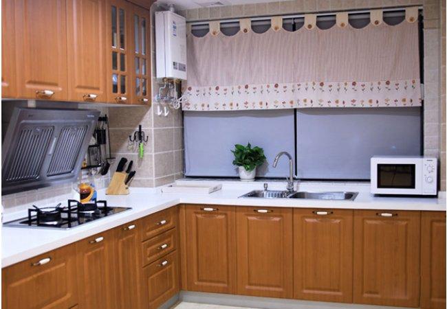 厨房图片来自武汉苹果装饰在苹果装饰 天纵半岛蓝湾的分享