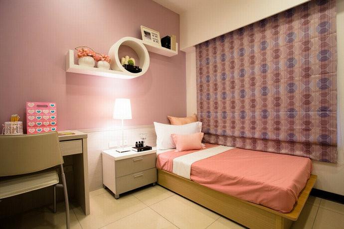 卧室图片来自武汉苹果装饰在苹果装饰 保利公园九里案例的分享