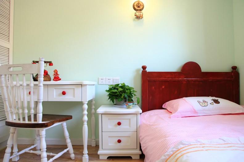 卧室图片来自武汉苹果装饰在苹果装饰  广电兰亭荣荟的分享