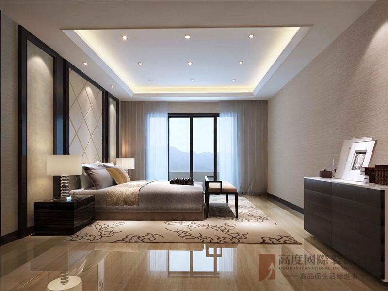 港式 四居 白领 收纳 小资 卧室图片来自沙漠雪雨在华侨城155平米平层港式味道尽浓的分享