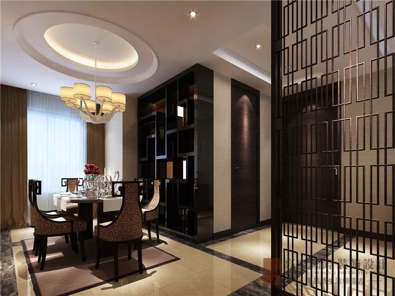 港式 四居 白领 收纳 小资 餐厅图片来自沙漠雪雨在华侨城155平米平层港式味道尽浓的分享