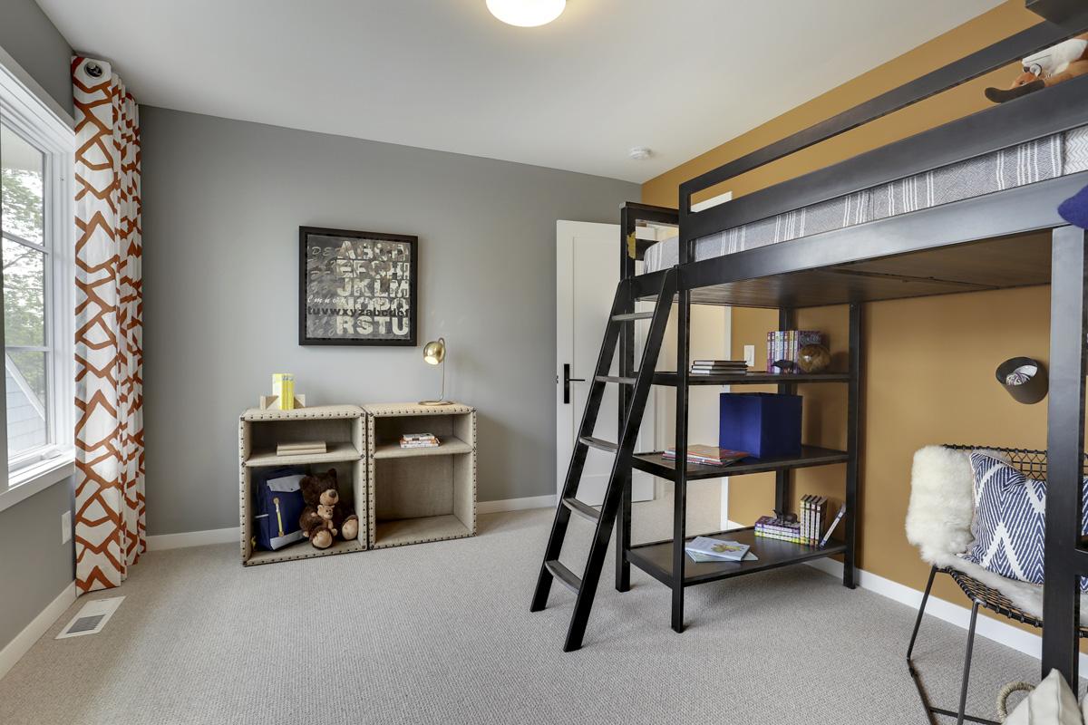 首开·琅樾 简约 别墅 儿童房图片来自别墅设计师杨洋在享受温暖阳光--简约设计风的分享