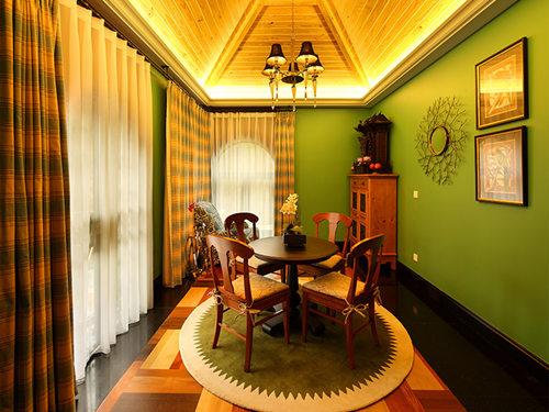 餐厅图片来自武汉苹果装饰在苹果装饰 保利上城的分享