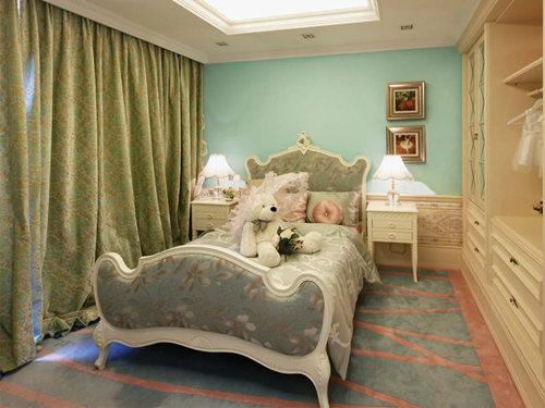 卧室图片来自武汉苹果装饰在苹果装饰 纽宾凯汉city国际社区的分享