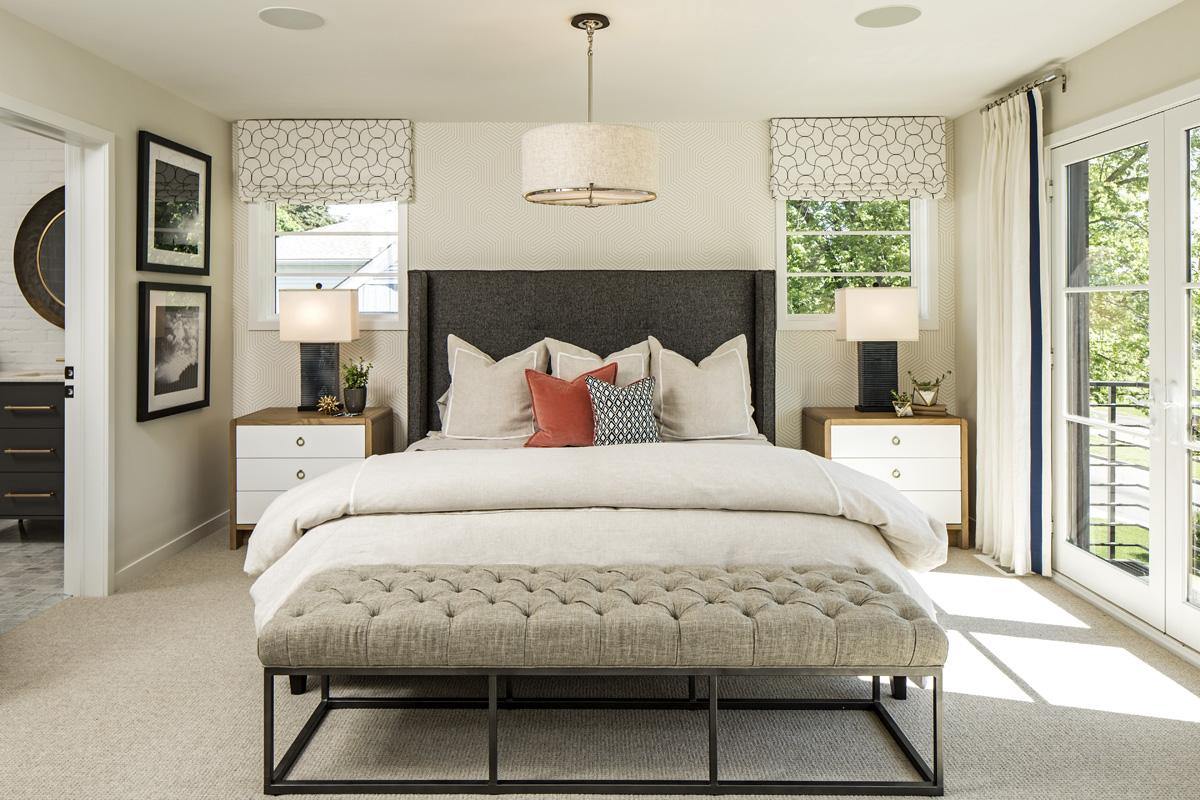 首开·琅樾 简约 别墅 卧室图片来自别墅设计师杨洋在享受温暖阳光--简约设计风的分享