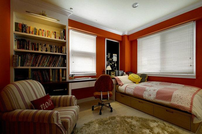书房图片来自武汉苹果装饰在苹果装饰  楚天都市沁园的分享