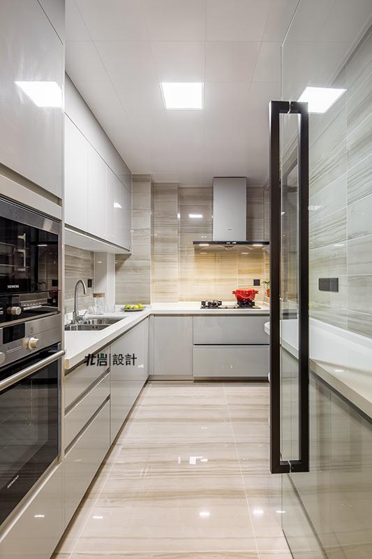 三居 收纳 简约 厨房图片来自北岩DESIGN在【本来生活】北岩设计实景作品的分享