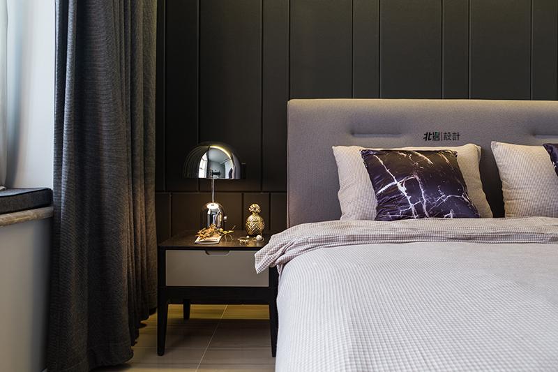 三居 收纳 简约 卧室图片来自北岩DESIGN在【本来生活】北岩设计实景作品的分享