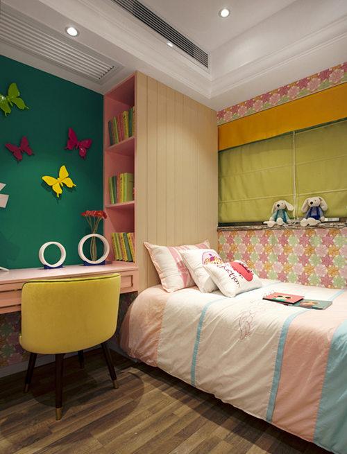 儿童房图片来自武汉苹果装饰在苹果装饰 融侨华府案例的分享