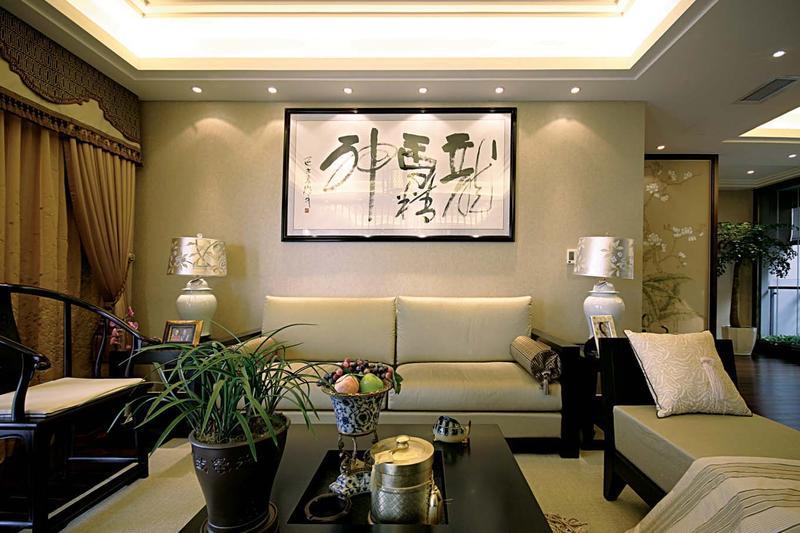 客厅图片来自武汉苹果装饰在苹果装饰 - 招商1872的分享
