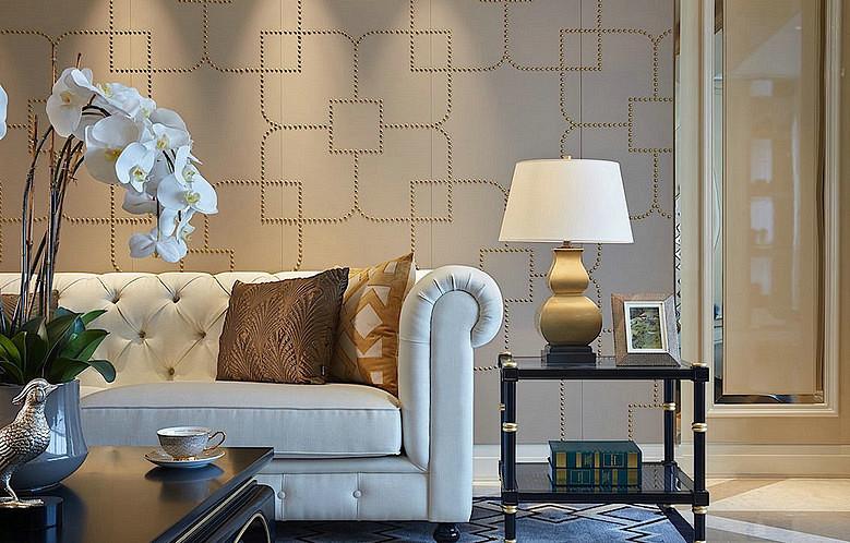 客厅图片来自家装大管家在140平奢华欧式风格 富丽堂皇家园的分享