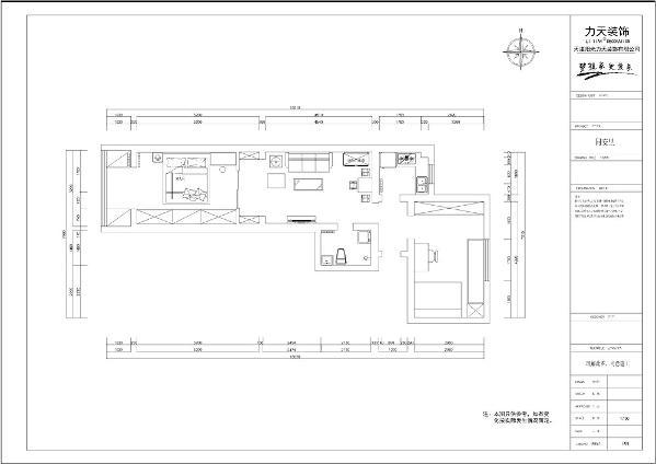 该户型为 万德庄同安里两室一厅一厨一卫64㎡.从入户门进来,玄关狭小。玄关正对面是厨房,厨房空间小,空气流通,采光效果好。