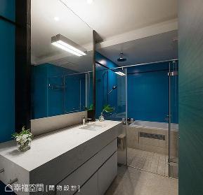 三居 现代 简约 收纳 中式 卫生间图片来自幸福空间在书香弥漫の艺术唯美宅的分享