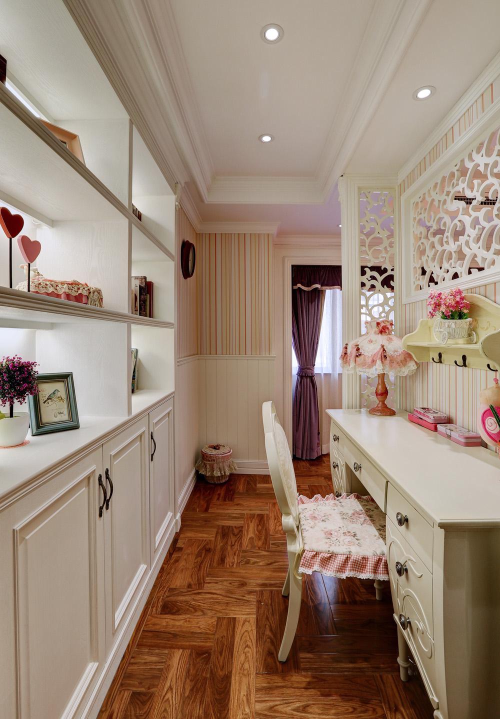 书房图片来自爱尚易格装饰在爱尚易格美式豪宅设计的分享