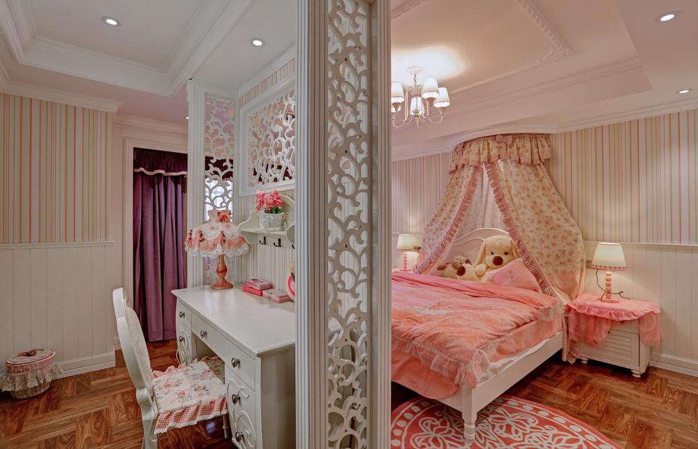 儿童房图片来自爱尚易格装饰在爱尚易格美式豪宅设计的分享