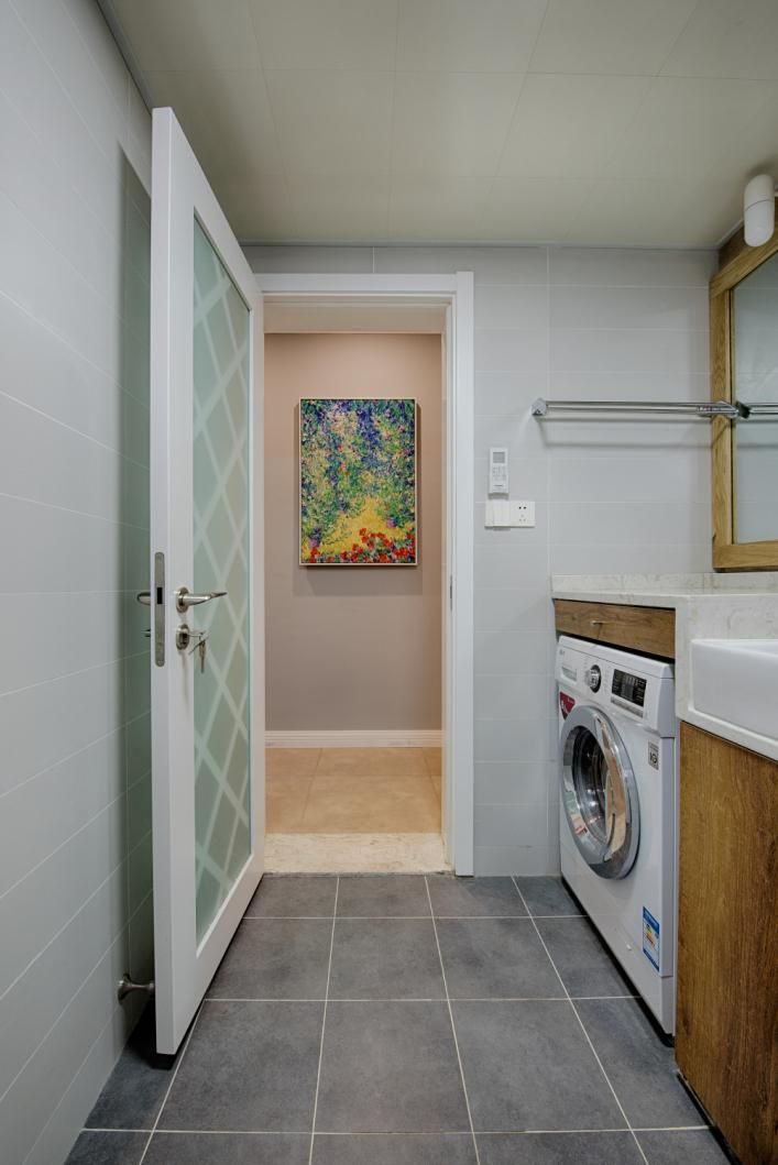 卫生间图片来自爱尚易格装饰在爱尚易格森系,北欧装修效果图的分享