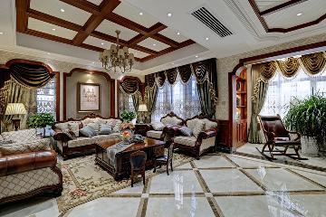 爱尚易格美式豪宅设计