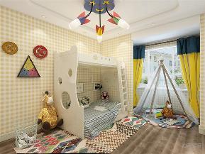 二居 田园 白领 80后 奥莱城 儿童房图片来自阳光放扉er在力天装饰-奥莱城94㎡田园的分享