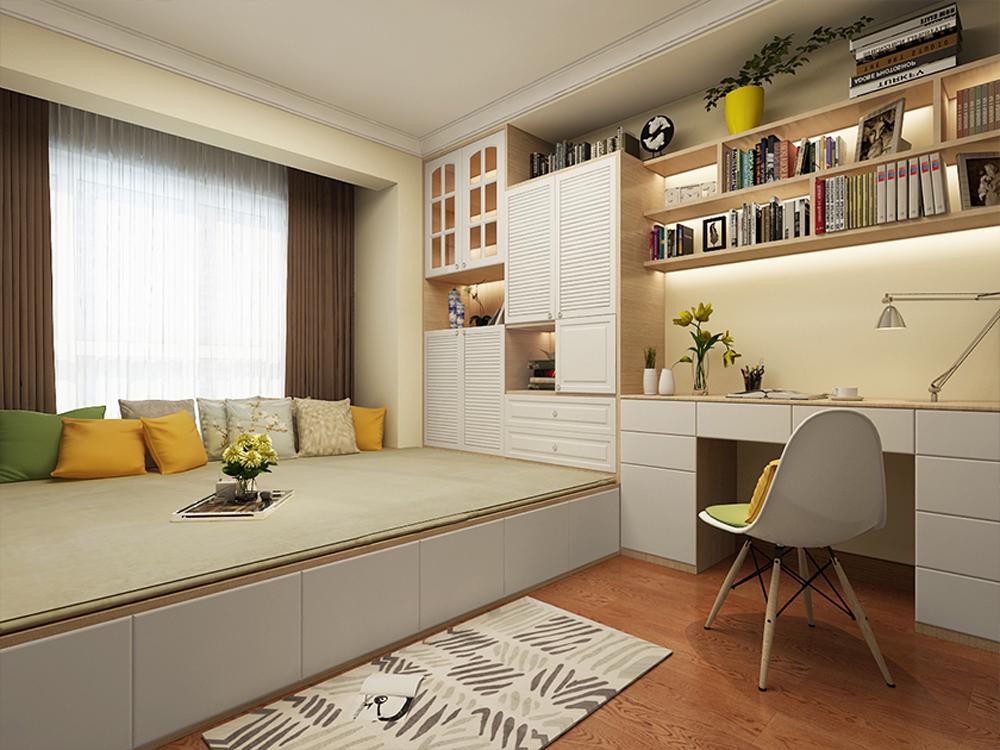 三居 小资 中式 收纳 卧室图片来自tjsczs88在创意中式风的分享