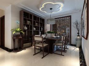 中式 三居 白领 小资 舒适 餐厅图片来自tjsczs88在中式情依旧的分享