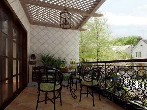 别墅 白领 收纳 中式 奢华 阳台图片来自tjsczs88在闲庭闻芳的分享
