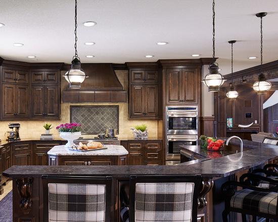 九章别墅 别墅 厨房图片来自别墅设计师杨洋在古典蕴育的设计美感-美式风格的分享